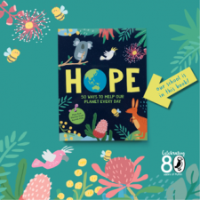Jul 2020: Hope - 50 ways to help our planet every day
