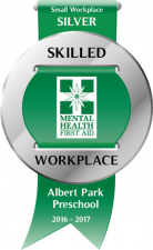 Jun 2016: Our workplace recognised for good mental health